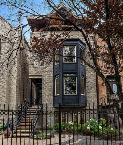 752 S Oakley Boulevard, Chicago, IL 60612 (MLS #11173758) :: Lewke Partners - Keller Williams Success Realty
