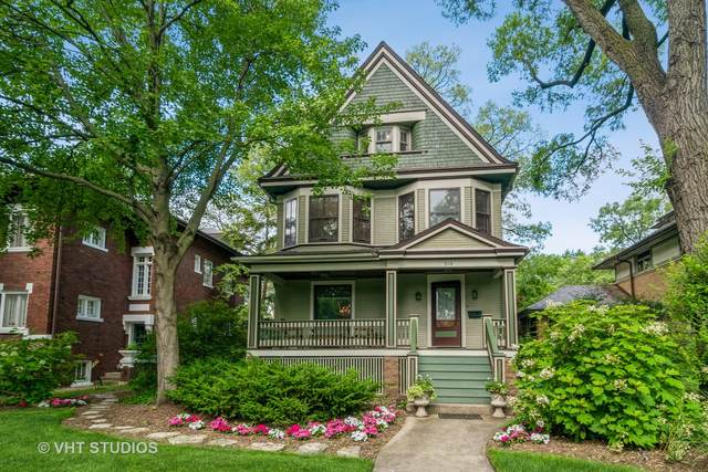 509 Fair Oaks Avenue, Oak Park, IL 60302 (MLS #11173773) :: Angela Walker Homes Real Estate Group