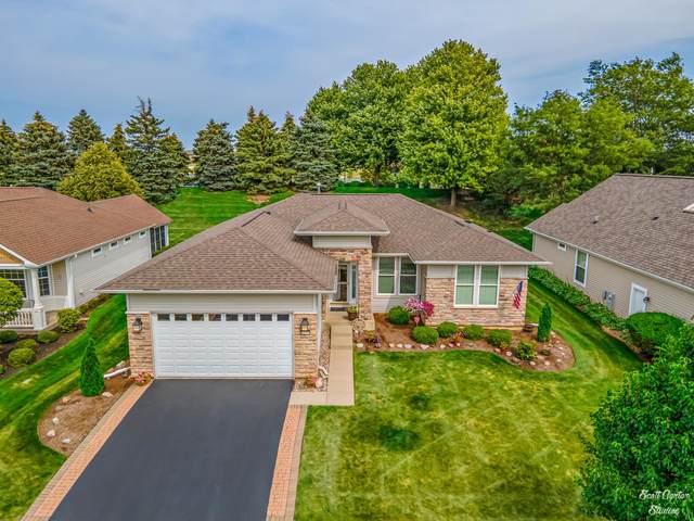 12786 Oak Grove Drive, Huntley, IL 60142 (MLS #11173777) :: O'Neil Property Group