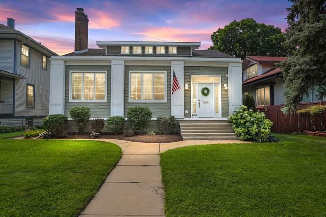 604 Courtland Avenue, Park Ridge, IL 60068 (MLS #11173816) :: John Lyons Real Estate