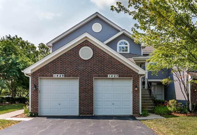 1427 Shawford Way 9-2, Elgin, IL 60120 (MLS #11173821) :: John Lyons Real Estate