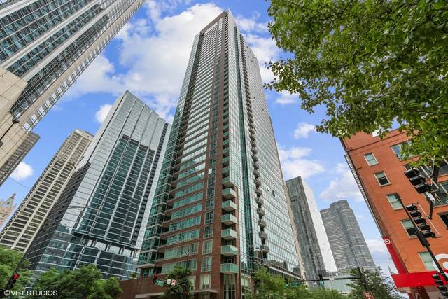 505 N Mcclurg Court #1302, Chicago, IL 60611 (MLS #11173840) :: Lewke Partners - Keller Williams Success Realty