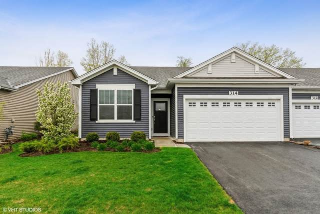314 Sussex Lane, North Aurora, IL 60542 (MLS #11173903) :: Carolyn and Hillary Homes