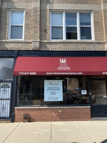 4152 W Armitage Avenue, Chicago, IL 60639 (MLS #11173929) :: O'Neil Property Group