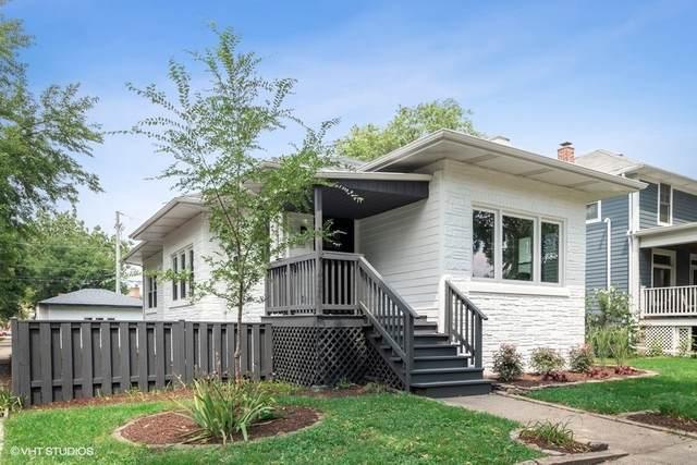 6445 Fairfield Avenue, Berwyn, IL 60402 (MLS #11173942) :: Lewke Partners - Keller Williams Success Realty