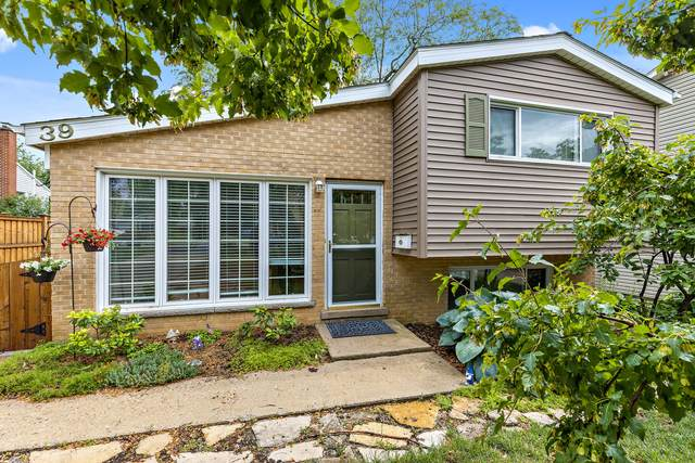 39 W Taylor Road, Lombard, IL 60148 (MLS #11173945) :: Angela Walker Homes Real Estate Group