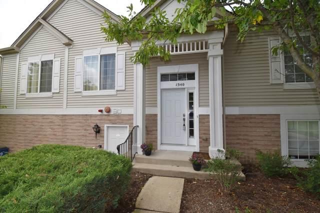 1340 Manning Avenue, Montgomery, IL 60538 (MLS #11173946) :: John Lyons Real Estate