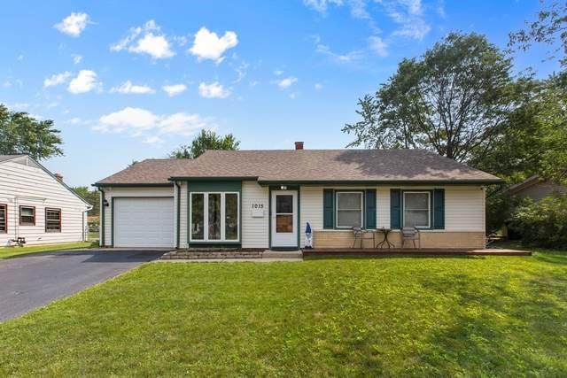 1015 Stratford Circle, Streamwood, IL 60107 (MLS #11173950) :: Suburban Life Realty