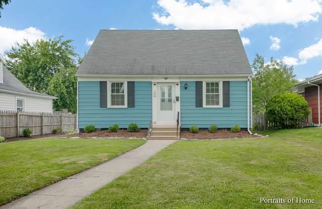 119 E Columbia Avenue, Elmhurst, IL 60126 (MLS #11173970) :: John Lyons Real Estate