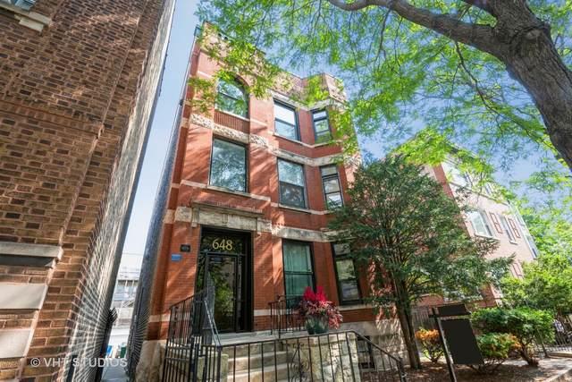 648 W Oakdale Avenue 3R, Chicago, IL 60657 (MLS #11174004) :: Lewke Partners - Keller Williams Success Realty