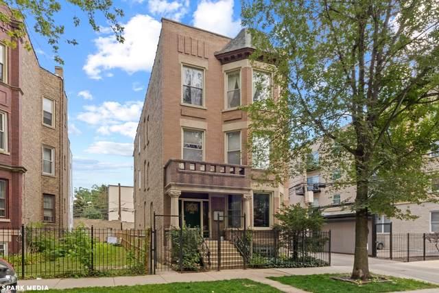 1915 N Fairfield Avenue #1, Chicago, IL 60647 (MLS #11174018) :: Carolyn and Hillary Homes