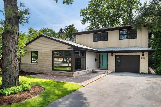 282 S Boyd Avenue, Elmhurst, IL 60126 (MLS #11174049) :: John Lyons Real Estate