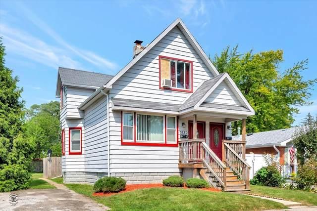 3520 Phillips Avenue, Steger, IL 60475 (MLS #11174050) :: Suburban Life Realty