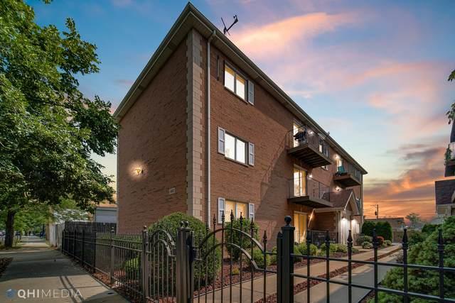 4445 N Central Avenue 2W, Chicago, IL 60630 (MLS #11174053) :: Lewke Partners - Keller Williams Success Realty