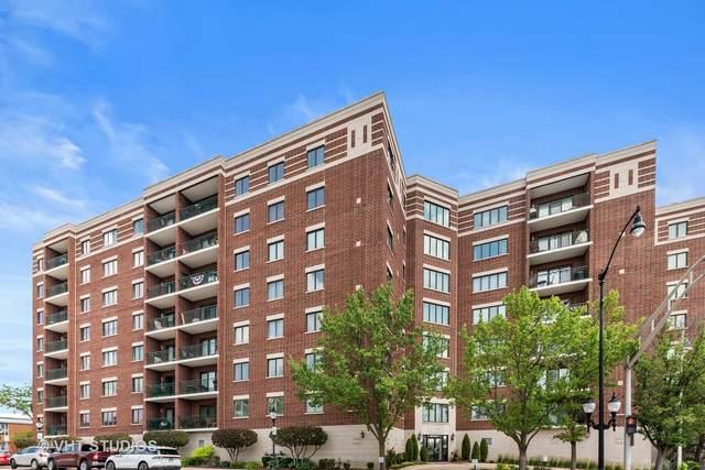 201 N Vail Avenue #601, Arlington Heights, IL 60004 (MLS #11174074) :: RE/MAX Next