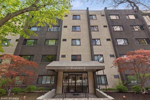 515 W Wrightwood Avenue #305, Chicago, IL 60614 (MLS #11174096) :: Lewke Partners - Keller Williams Success Realty