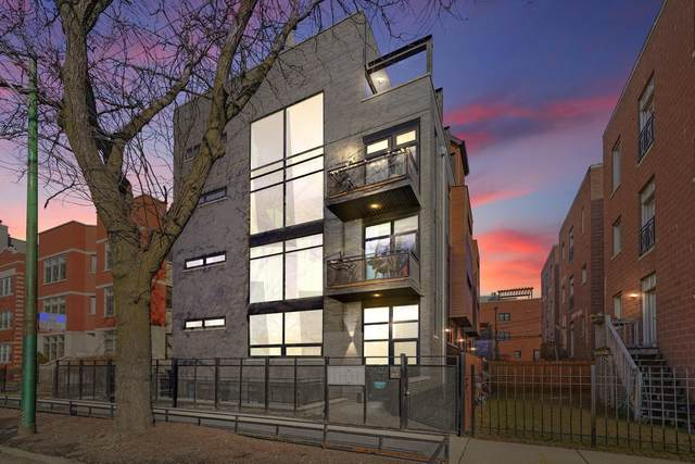 2607 N Ashland Avenue 1W, Chicago, IL 60614 (MLS #11174101) :: Lewke Partners - Keller Williams Success Realty