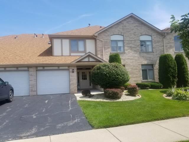18521 Pine Lake Drive #1, Tinley Park, IL 60477 (MLS #11174114) :: Suburban Life Realty