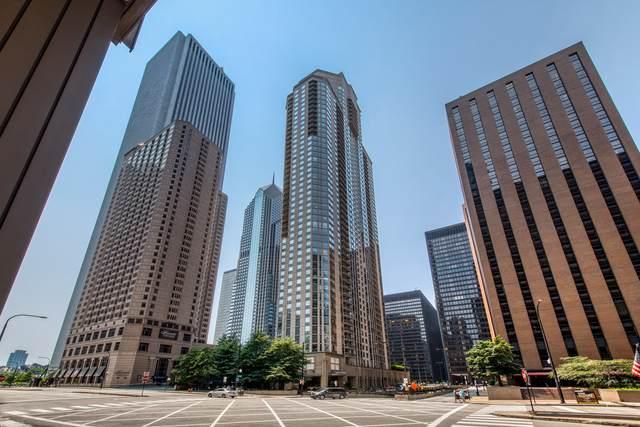 222 N Columbus Drive #2801, Chicago, IL 60601 (MLS #11174116) :: Lewke Partners - Keller Williams Success Realty