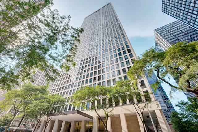260 E Chestnut Street #1805, Chicago, IL 60611 (MLS #11174129) :: Lewke Partners - Keller Williams Success Realty