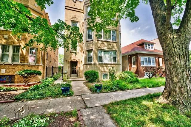 6336 N Rockwell Street G, Chicago, IL 60659 (MLS #11174134) :: Lewke Partners - Keller Williams Success Realty