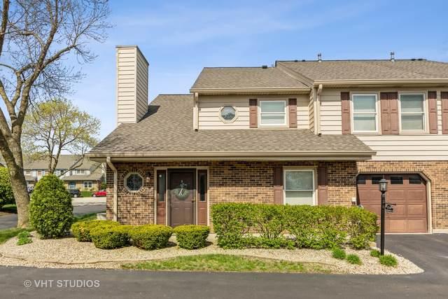 15749 Chesterfield Lane #15749, Orland Park, IL 60462 (MLS #11174140) :: John Lyons Real Estate