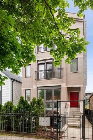 2141 W Gladys Avenue #1, Chicago, IL 60612 (MLS #11174157) :: Lewke Partners - Keller Williams Success Realty
