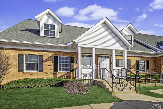 190 Liberty Road 3-4, Crystal Lake, IL 60014 (MLS #11174159) :: Lewke Partners - Keller Williams Success Realty
