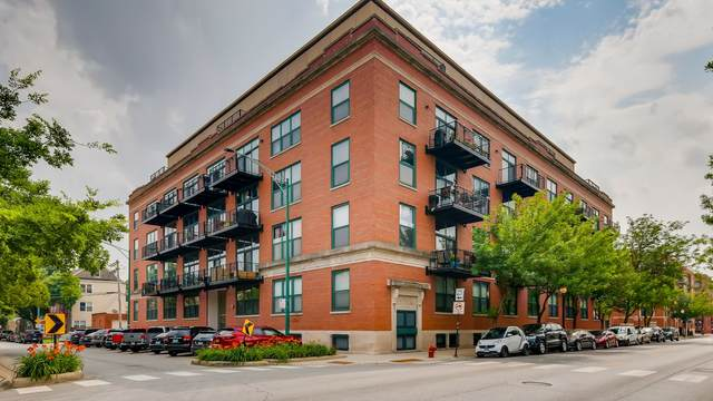3500 S Sangamon Street #201, Chicago, IL 60609 (MLS #11174166) :: Lewke Partners - Keller Williams Success Realty