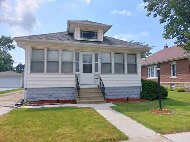 1019 N Center Street, Joliet, IL 60435 (MLS #11174182) :: The Wexler Group at Keller Williams Preferred Realty