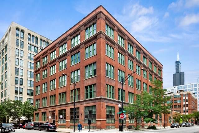331 S Peoria Street Ph6, Chicago, IL 60607 (MLS #11174188) :: Lewke Partners - Keller Williams Success Realty