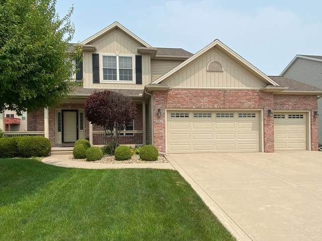 5012 Francesco Lane, Bloomington, IL 61705 (MLS #11174194) :: BN Homes Group
