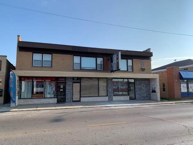 6904 W Belmont Avenue, Chicago, IL 60634 (MLS #11174197) :: The Dena Furlow Team - Keller Williams Realty
