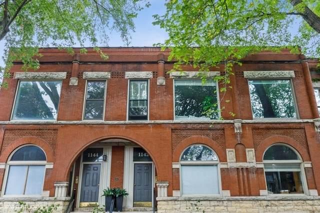 1144 W Schubert Avenue #6, Chicago, IL 60614 (MLS #11174211) :: John Lyons Real Estate