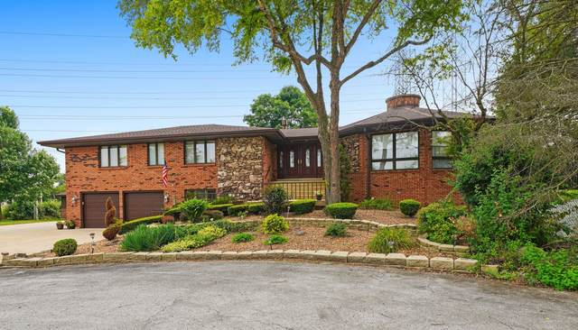 8025 W 128th Place, Palos Park, IL 60464 (MLS #11174231) :: The Wexler Group at Keller Williams Preferred Realty