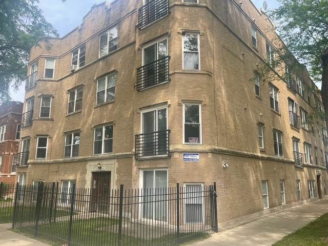 6301 N Rockwell Street #1, Chicago, IL 60659 (MLS #11174242) :: Lewke Partners - Keller Williams Success Realty