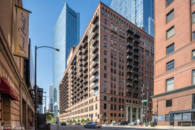 165 N Canal Street 1527-1528, Chicago, IL 60606 (MLS #11174244) :: Schoon Family Group