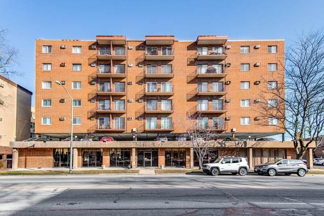 7830 W North Avenue #513, Elmwood Park, IL 60707 (MLS #11174257) :: O'Neil Property Group