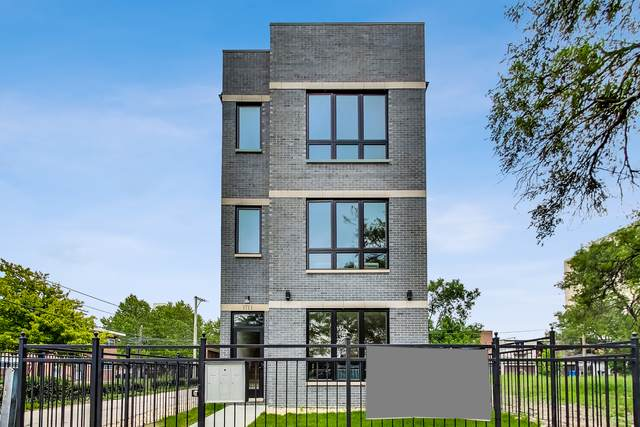 3713 S Giles Avenue #1, Chicago, IL 60653 (MLS #11174267) :: Angela Walker Homes Real Estate Group