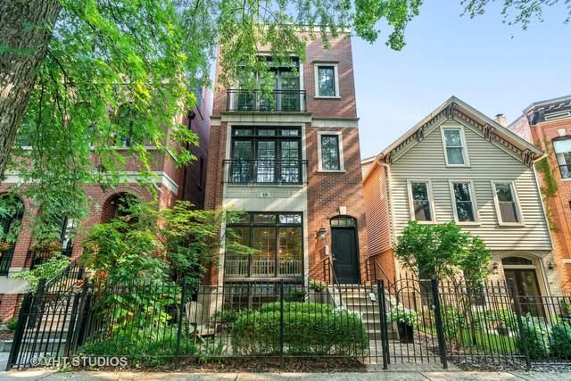 830 W Lill Avenue #1, Chicago, IL 60614 (MLS #11174287) :: Lewke Partners - Keller Williams Success Realty
