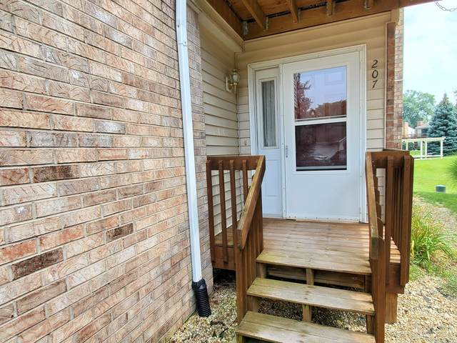 903 N Linden Street #207, Normal, IL 61761 (MLS #11174327) :: BN Homes Group