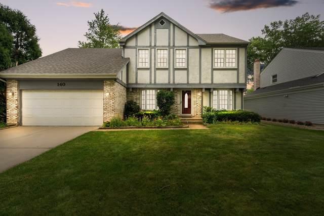 140 Annapolis Drive, Vernon Hills, IL 60061 (MLS #11174329) :: The Dena Furlow Team - Keller Williams Realty