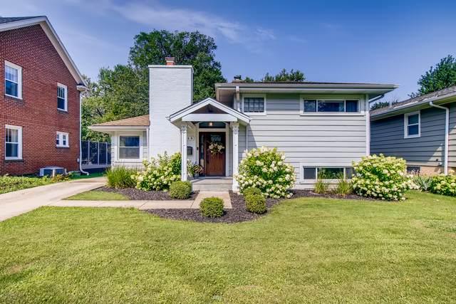 148 N Park Boulevard, Glen Ellyn, IL 60137 (MLS #11174340) :: Lewke Partners - Keller Williams Success Realty