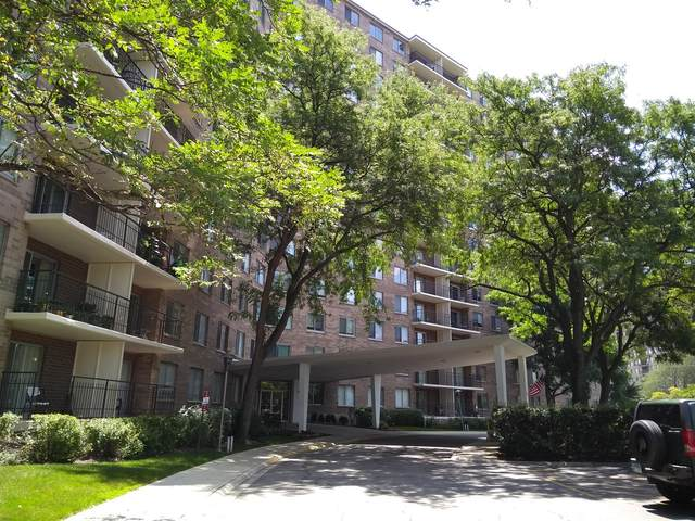 7141 N Kedzie Avenue #405, Chicago, IL 60645 (MLS #11174352) :: Lewke Partners - Keller Williams Success Realty