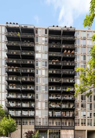 450 W Briar Place 11C, Chicago, IL 60657 (MLS #11174370) :: Lewke Partners - Keller Williams Success Realty
