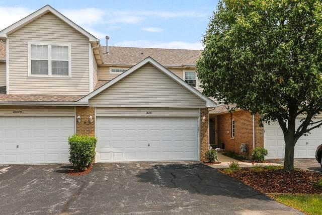 18281 Kirby Drive, Tinley Park, IL 60487 (MLS #11174381) :: John Lyons Real Estate