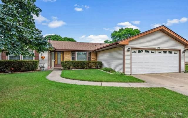 120 Glenridge Lane, Schaumburg, IL 60193 (MLS #11174393) :: John Lyons Real Estate