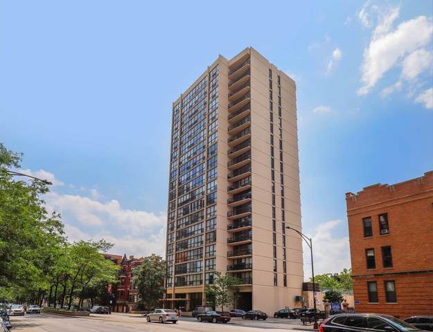 1540 N La Salle Drive #806, Chicago, IL 60610 (MLS #11174413) :: Lewke Partners - Keller Williams Success Realty