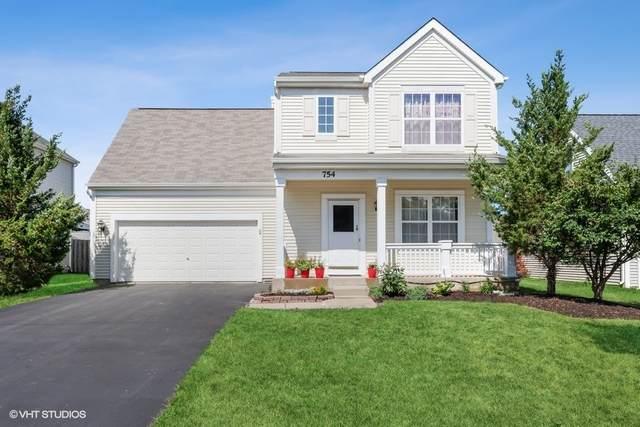 754 S Waterbury Drive, Round Lake, IL 60073 (MLS #11174424) :: O'Neil Property Group