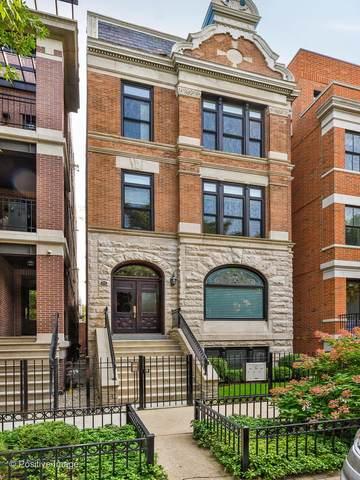 1907 N Bissell Street #2, Chicago, IL 60614 (MLS #11174443) :: Lewke Partners - Keller Williams Success Realty